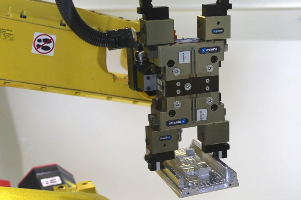 Posytec Roboterzelle Cellro 01